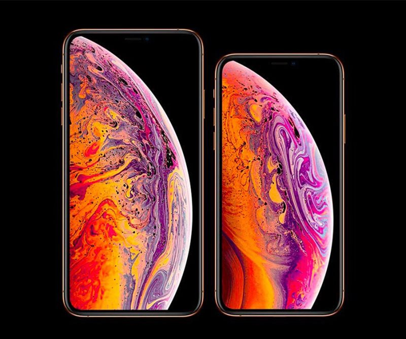 Apple's iOS system-iPhone Xs Max