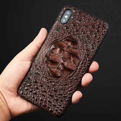Crocodile & Alligator Skin Case for iPhone