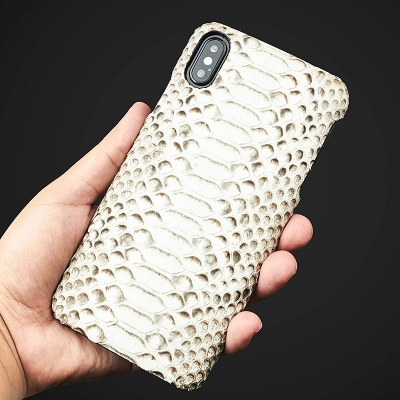 Snakeskin iPhone Xs, Xs Max Cases