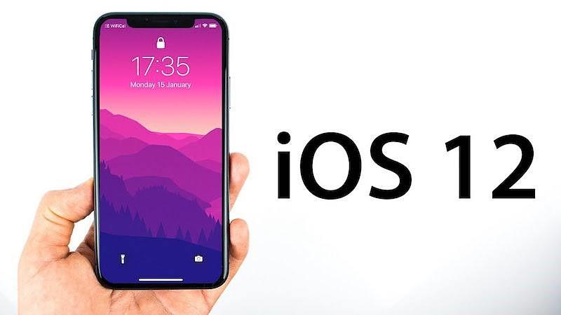 iOS system-iOS 12
