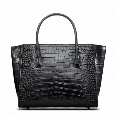 Alligator Skin Handbag Tote Bag for Women