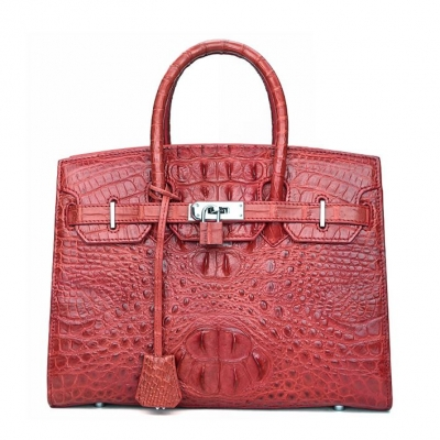 Crocodile Handbag for Women