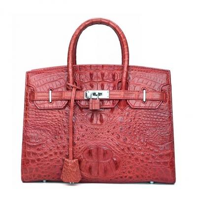 Crocodile Handbag for Women