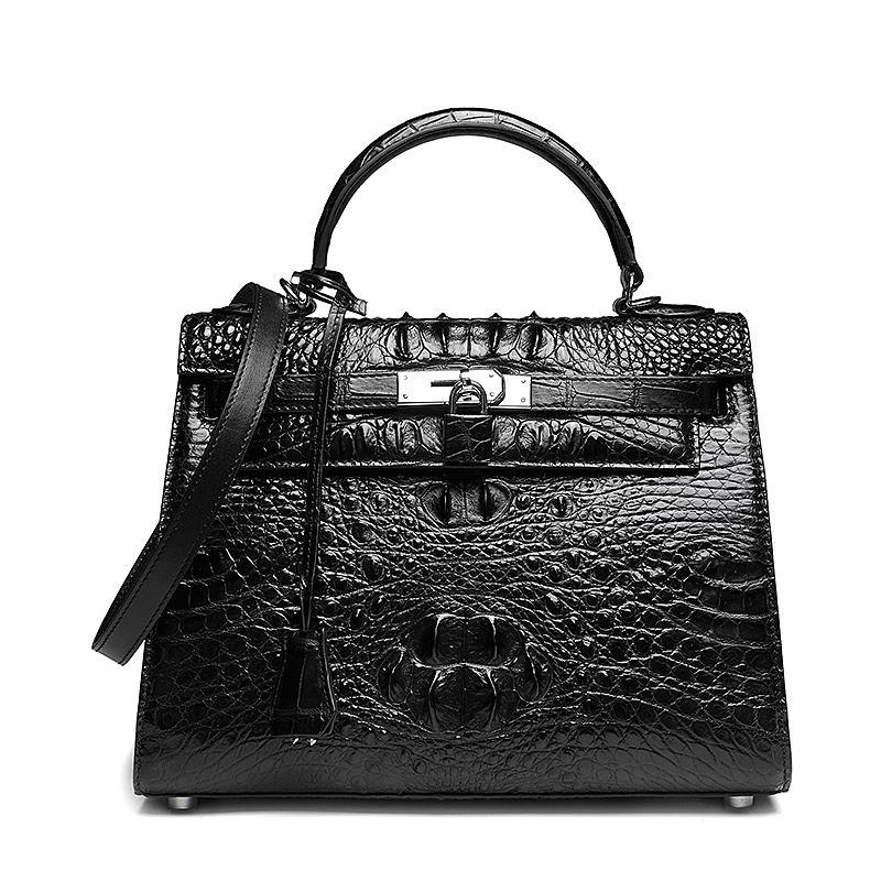 Crocodile goods-Crocodile handbag
