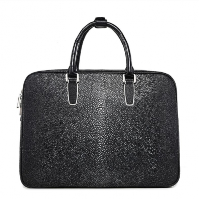 Stingray Leather Briefcase