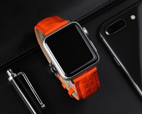 OURRUO Apple Watch Bands-Orange