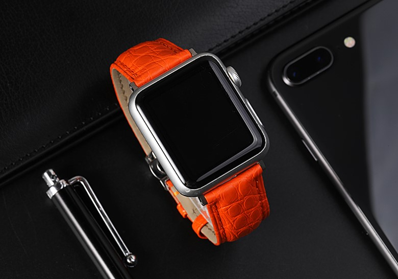 OURRUO Apple Watch Bands-Orange
