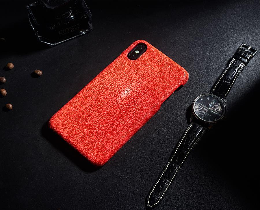 OURRUO's iPhone Xs stingray case