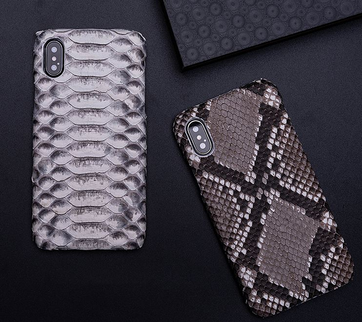 Snakeskin Cases for iPhone
