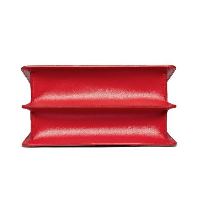 Style Crocodile Handbag Shoulder Bag Crossbody Bag for Lady-Bottom