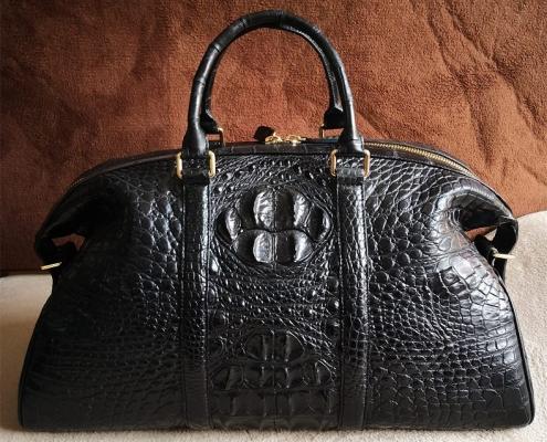 Crocodile Duffel Bags
