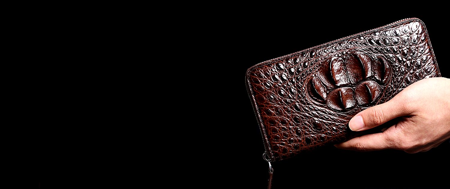 OURRUO's Exotic Leather Bag
