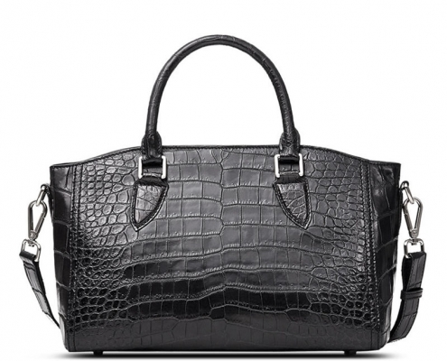 OURRUO's Exotic Leather Tote Bag