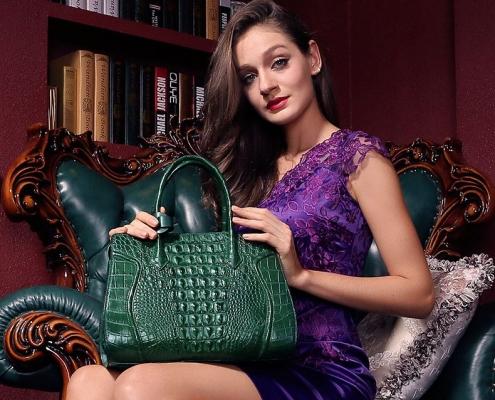 OURRUO's exotic handbags