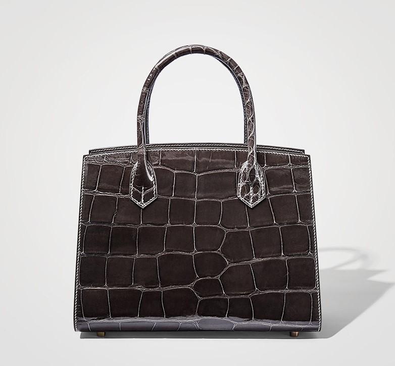 genuine alligator bag