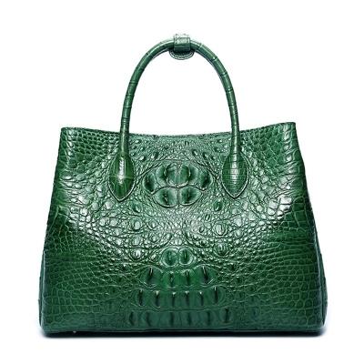 Crocodile Shoulder Tote Bag Crossbody Handbag for Women