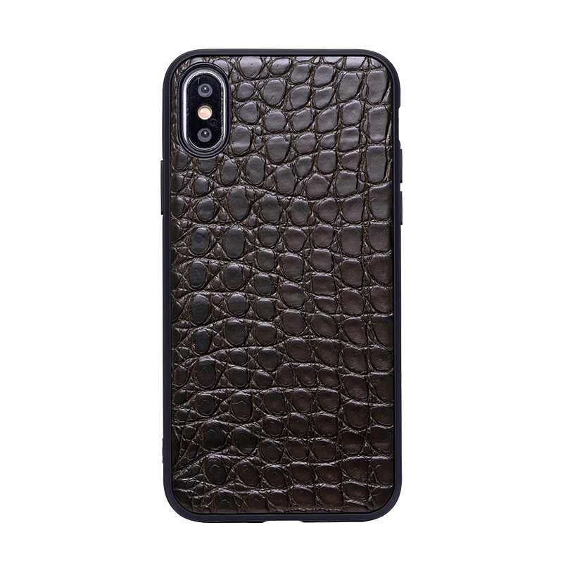 Designer Alligator iPhone Case