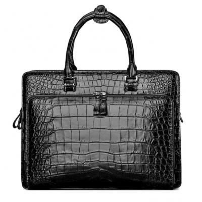 Alligator Messenger Bags Laptop Briefcases for Men
