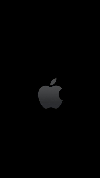 Apple Logo-Wallpapers for iPhone