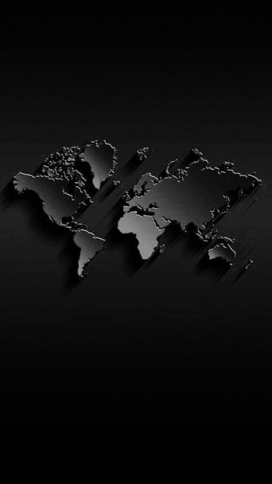 World Map-Wallpapers for iPhone